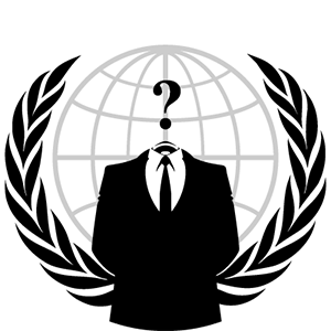 Anonymous … plus tant que ca !