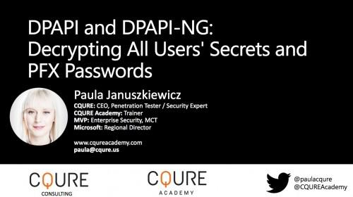 PowerPoint_Presentation_-_HIP2019-Paula_Januszkiewicz-Dpapi_And_Dpapi_Ng_Decrypting_All_Users_Secrets_And_Pfx_Passwords_pdf